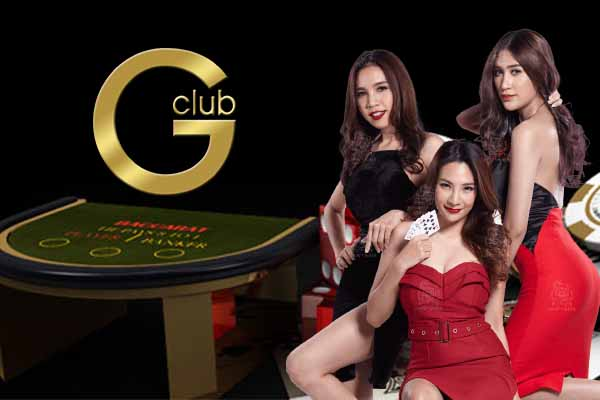 Gclub girl casino party baccarat