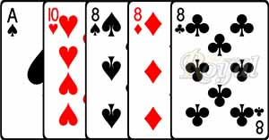 Three of a kind-Poker Royal-th
